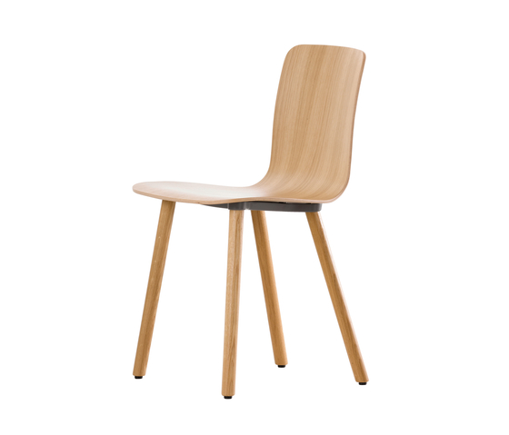 HAL Ply Wood de Vitra | Sillas multiusos