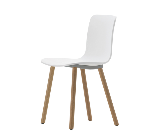 HAL Wood by Vitra | Multipurpose chairs