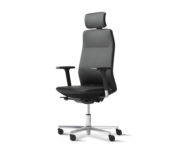 ayo swivel chair de Wiesner-Hager | Sillas ejecutivas