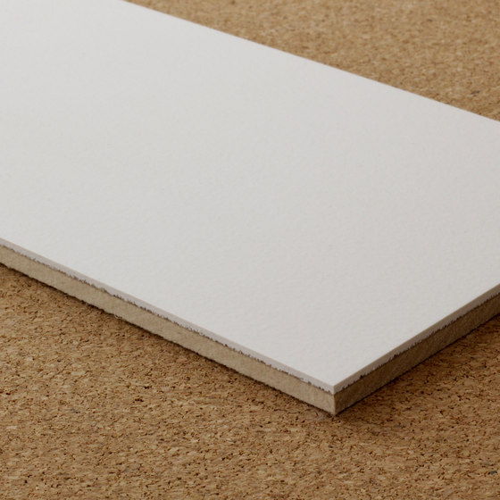 Polyurethane resin floor system, glass bead finish by selected by Materials Council | Plastics