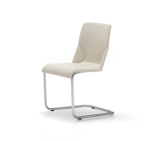 YARA Cantilever chair by Girsberger | Visitors chairs / Side chairs