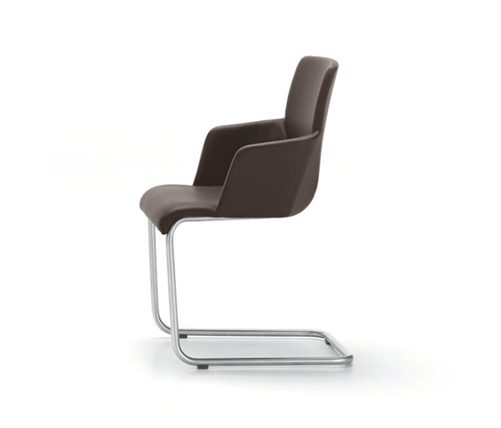 YARA AL Cantilever chair by Girsberger | Visitors chairs / Side chairs