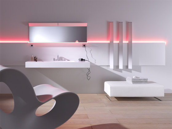 Lighting system 7 | 36° by GERA | Linear lights