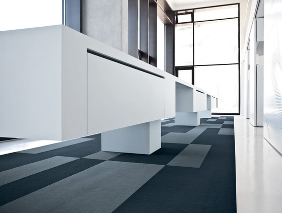 SCALE Forma CP95 by Vorwerk | Carpet tiles
