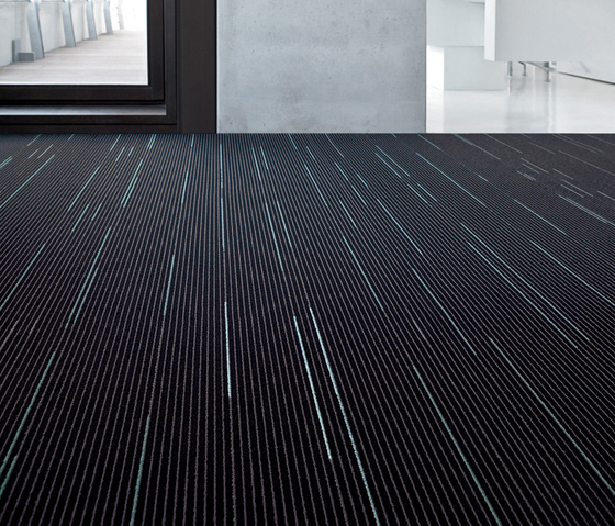 SCALE Stripe GW95 / D1007 by Vorwerk | Carpet tiles