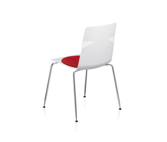 meet chair mt-226 de Sedus Stoll | Chaises polyvalentes
