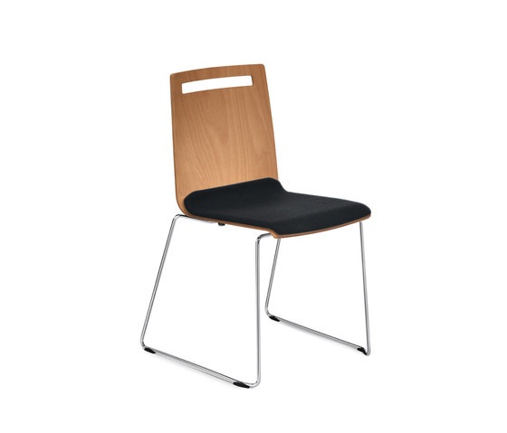 meet chair mt-246 de Sedus Stoll | Chaises polyvalentes