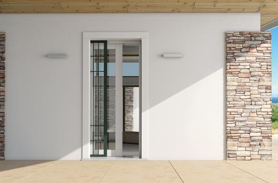 Alzante + Inferriata by Eclisse | Patio doors