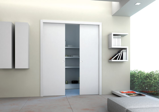 Ewoluto® Double de Eclisse | Portes intérieures