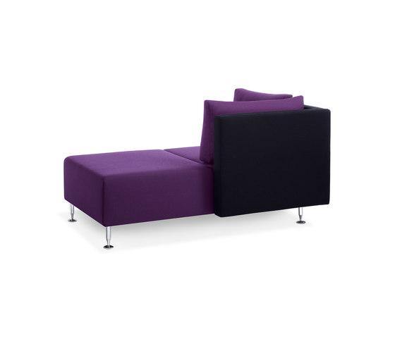 sopha von Sedus Stoll | Modulare Sitzelemente