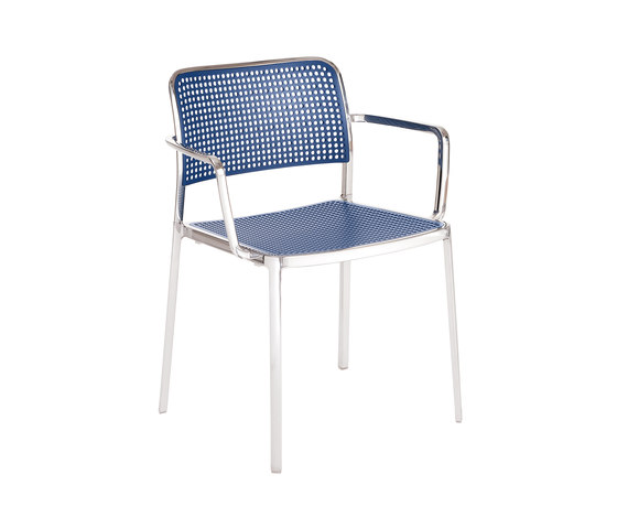 Audrey by Kartell | Multipurpose chairs