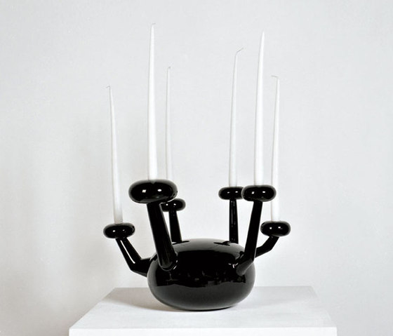 Atomo candle holder by bosa | Candlesticks / Candleholder