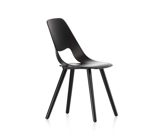 Jill Wood by Vitra | Multipurpose chairs