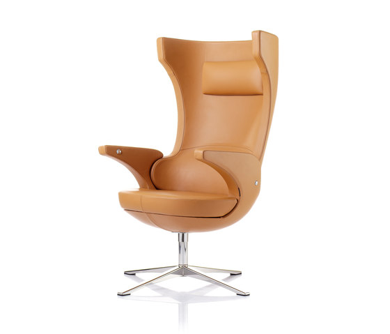 i-SIT armchair by Magnus Olesen | Lounge chairs