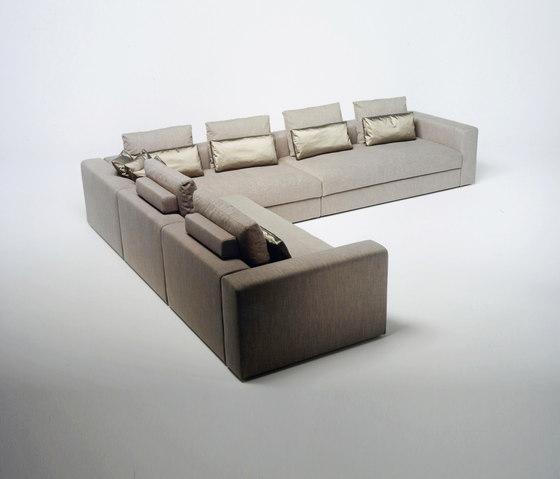 Cori Piuma Sofa by Via Della Spiga | Sofas