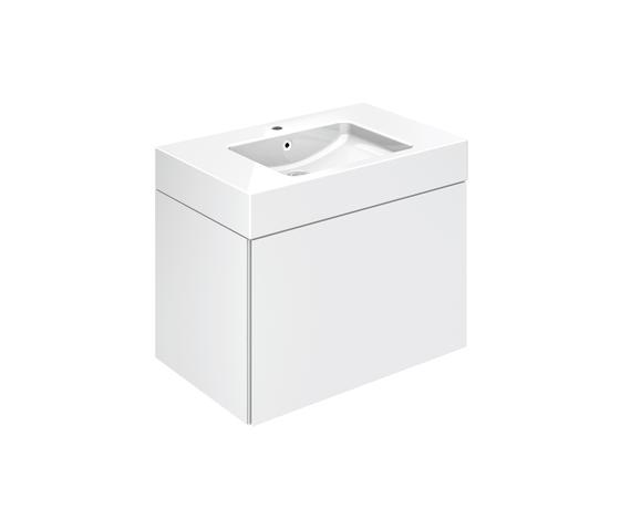 Block Vit-Tech di Cosmic | Mobili lavabo