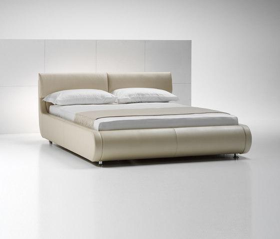 Onda Bed de Via Della Spiga | Lits doubles