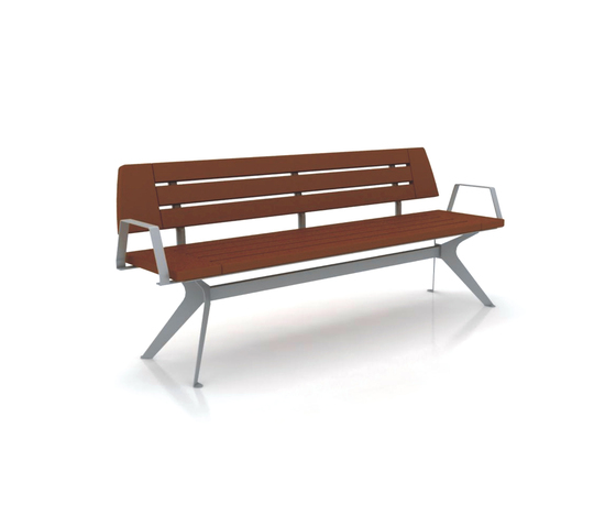 Ad Hoc by Cabanes | Exterior benches