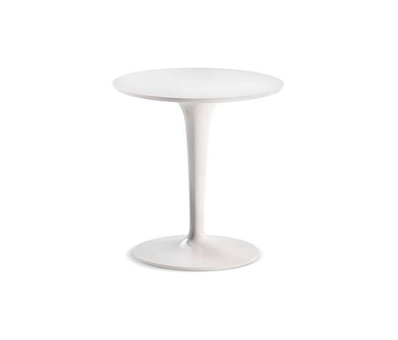 Tip Top Mono by Kartell | Cafeteria tables