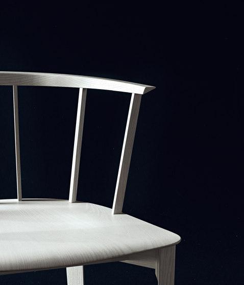Deck de Glas Italia | Chaises de restaurant