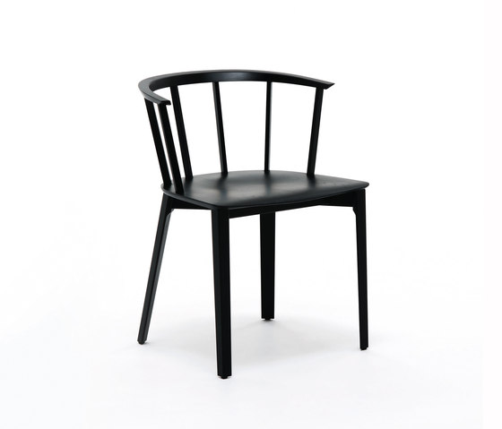 Deck by Glas Italia | Restaurant chairs