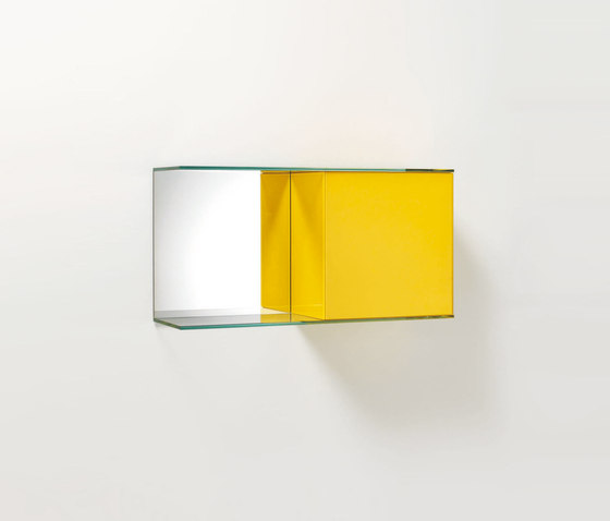 Float Wall by Glas Italia | Wall shelves
