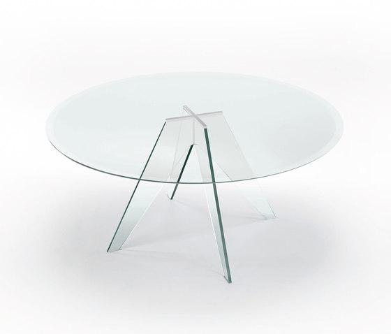 Alister di Glas Italia | Tavoli da pranzo