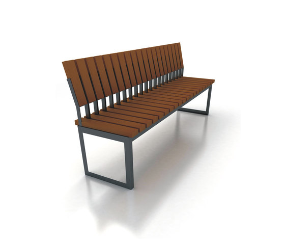 Ara by Cabanes | Exterior benches