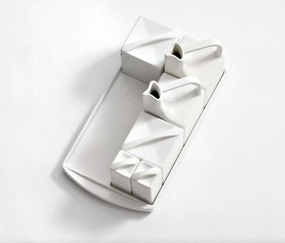Rubik cruet stand de bosa | Sal & Pimienta