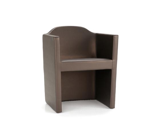 Gobi Arm Chair by Via Della Spiga | Lounge chairs