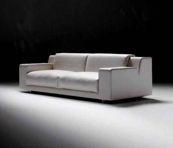 Milord Sofa de Via Della Spiga | Canapés d'attente