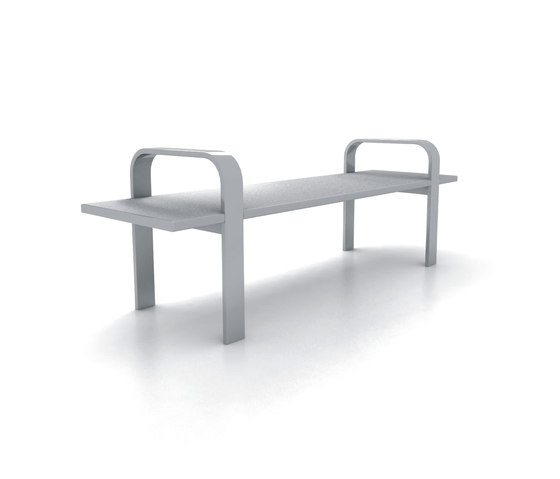 Flat by Cabanes | Waiting area benches