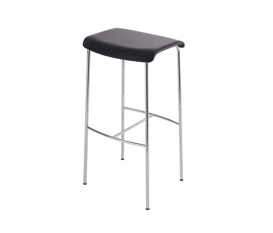 Pause bar chair high di Magnus Olesen | Sgabelli bar