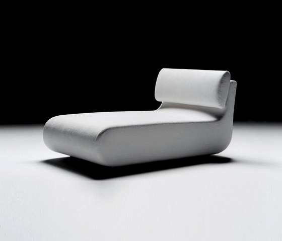 Onda Chaise Longue by Via Della Spiga | Chaise longues