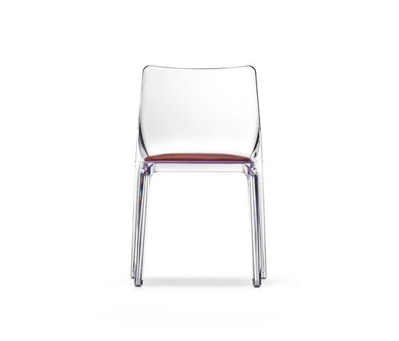 Blitz 640.3 by PEDRALI | Multipurpose chairs