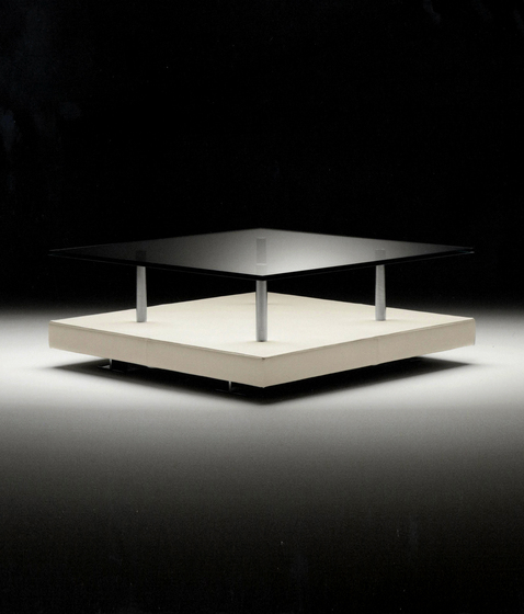 Milord Couch Table by Via Della Spiga | Coffee tables