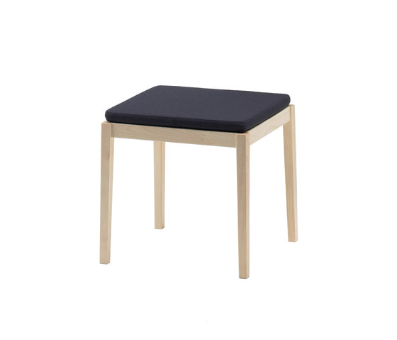 Session Relax stool by Magnus Olesen | Ottomans