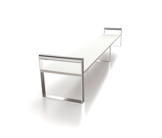 New York by Cabanes | Waiting area benches