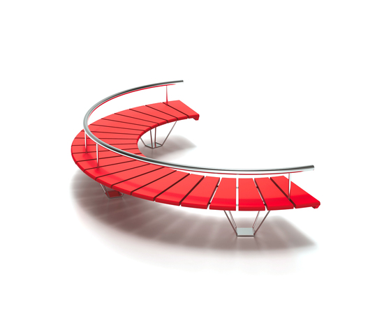 Nilo by Cabanes | Waiting area benches