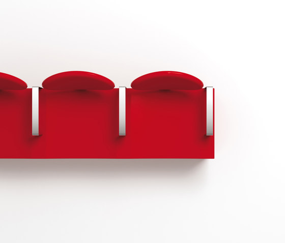 Omega by Cabanes | Waiting area benches