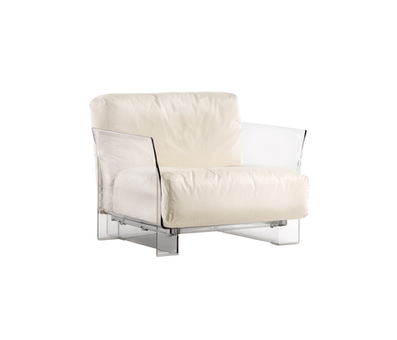 Pop Outdoor by Kartell | Garden armchairs
