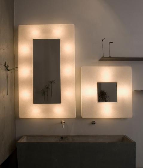 Ego wall lamp von IN-ES.ARTDESIGN | Allgemeinbeleuchtung