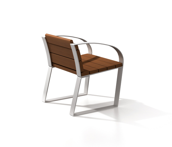 Royal City by Cabanes | Exterior chairs