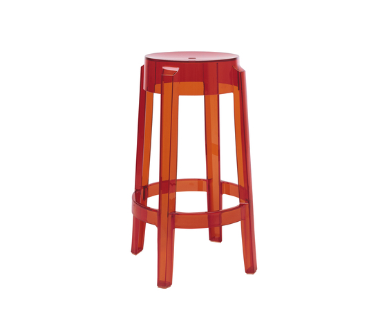 Charles Ghost by Kartell | Stools