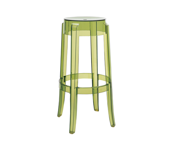 Charles Ghost by Kartell | Bar stools