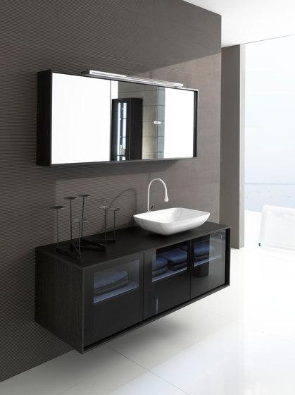 Summit con LED di Mastella Design | Mobili lavabo