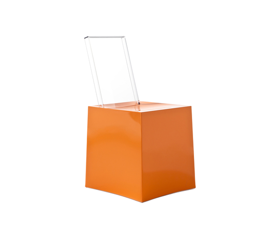 Miss Less by Kartell | Restaurant chairs