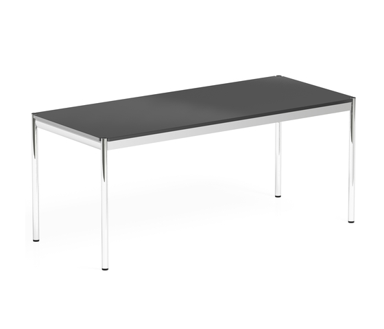 USM Haller Table MDF Long by USM | Modular conference table elements