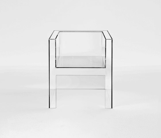 The Invisibles Light di Kartell | Poltrone lounge