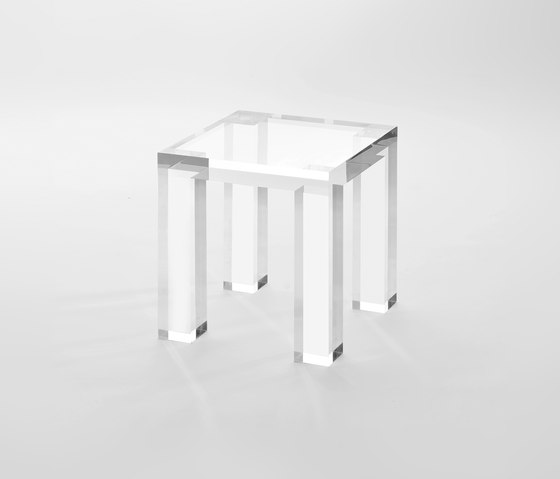 The Invisibles Light by Kartell | Side tables